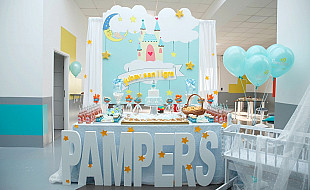 Nove Pampers Active Baby-Dry pelene