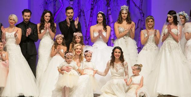 Zvijezde prošetale modnom pistom Sajma vjenčanja Zagreb