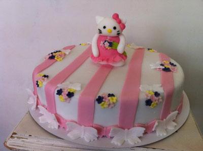 Djecja rođendanska torta Hello Kitty