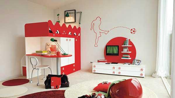 Moderne dječje sobe  Ženski kutak