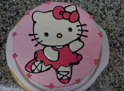 Djecja torta Hello Kitty