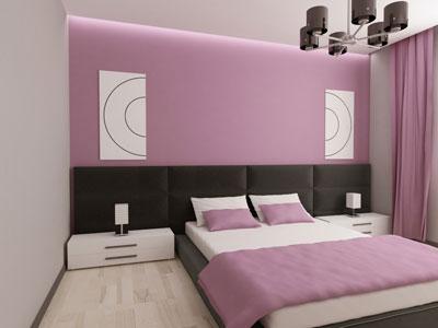 Spavaća soba - oaza mira  Ženski kutak