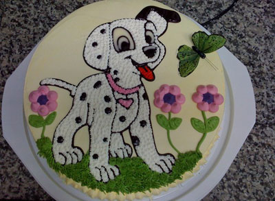 Rodjendanska torta 101 dalamatinac