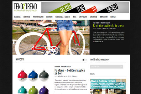 Tend2Trend