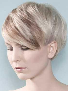 Frizure za poludugu kosu   Ženski kutak